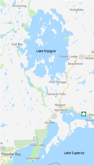 Lake Nipigon