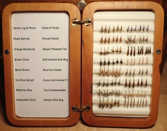 """April 22nd Meeting – Phil Anderson on """"Classic Trout Flies and Their"""