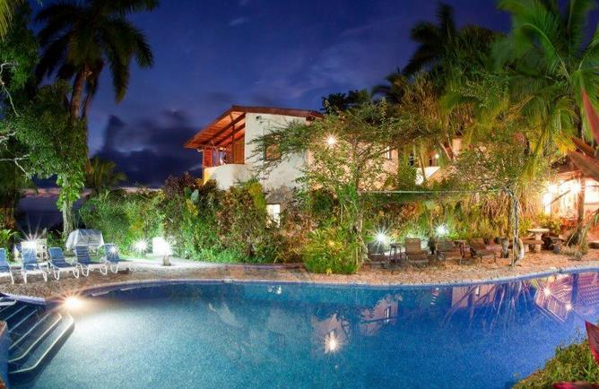 2019 11 Nov Costa Rica hotel