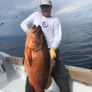 2019 11 Nov Costa Rica orange fish