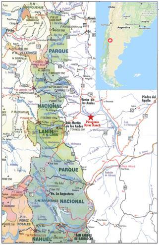 2020 02 Feb - Feb 24th - TL - Patagonia-River-Ranch-Map